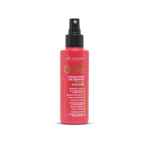 Máscara Spray Multibenefício 120g -  All Nature