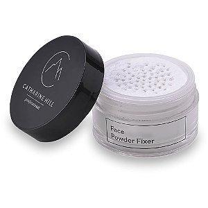 Pó Facial Fixador Translúcido Branco 2205/1 Catharine Hill