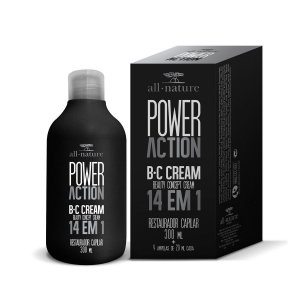 Power Action Restaurador 300ml - All Nature
