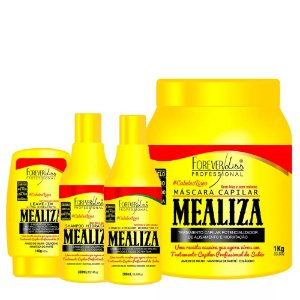 Forever Liss MeAliza kit Anti Frizz e Volume Capilar