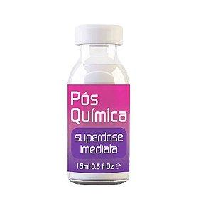 Ampola de Tratamento Pós Quimica 15ml -Yenzah