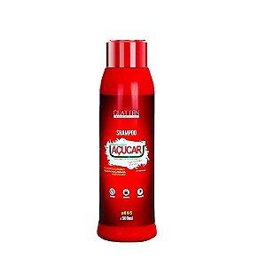 Shampoo Reconstrução de Açucar 500ml Glatten Professional