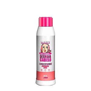Glatten Desmaia cabelo Condicionador Mousse Hidratante