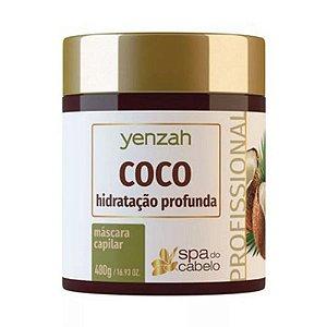 Máscara Capilar de Coco 480g Yenzah