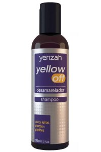 Shampoo  Yellow Off  240ml Yenzah
