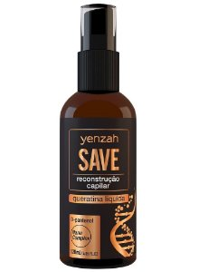 Queratina liquida Save 120ml Yenzah