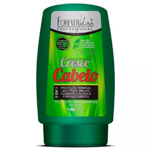 Leave-in Fitoterápico Cresce Cabelos 140g Forever Liss