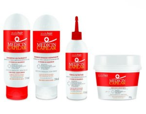 Kit Medicin Capilar Studio Hair 4 Itens Muriel