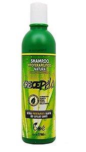 Shampoo Fitoterápico 370ml Crecepelo Boé