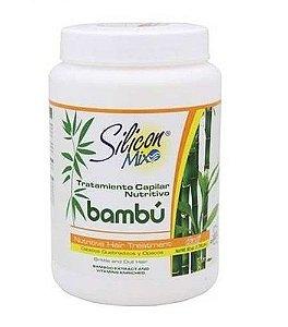 Máscara de Tratamento Hidratante Nutritivo Silicon Mix Bambú 1700g