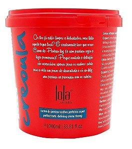Creme de Pentear Lola Creoula Cachos Perfeitos Super 1kg