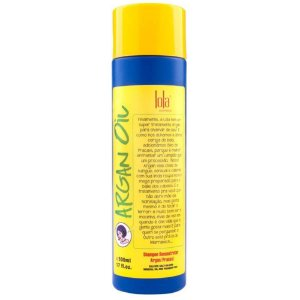 Shampoo Reconstrutor Argan Oil/Pracaxi 500ml Lola