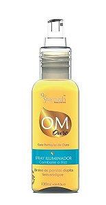 Yenzah OM Ouro Iluminador - Spray de Brilho 120ml
