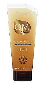 Shampoo de Tratamento OM Ouro 200ml - Yenzah