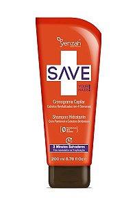 Shampoo  Hidratante Save Cronograma Capilar 200ml - Yenzah