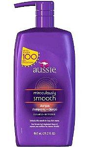 Aussie Shampoo Miraculously Smoooth 865ml