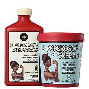 Lola cosmetics O Poderoso Shampoo(Zão) e O Poderoso Cremão