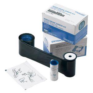 Ribbon Datacard Preto - Black HQ - 532000-053 (1500 Impressões)