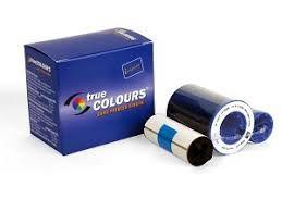 """RIBBON ZEBRA resina preto - black resin - 1000 impressões para impressoras ELTRON / ZEBRA card série """"c"""" e série """"i"""" P310c, P330i"""