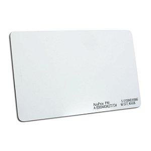 Cartão de Proximidade AcuProx ISO Premium