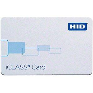 Cartão de Proximidade HID iCLASS 2004 de 32k (16) - ISO (Cento)