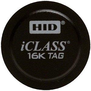 Tag de Proximidade Adesivada HID iCLASS de 32k - 2063 (Cento)