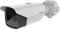 Câmera Bullet termográfica de triagem de temperatura e detecção de máscara hikvision ds-2td2617b-6 / pa