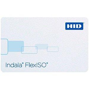 Cartão de Proximidade Indala FlexISO de 125Khz - ISO (Cento)