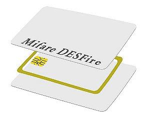 Cartão de Proximidade MIFARE® DESFire® EV2 4K