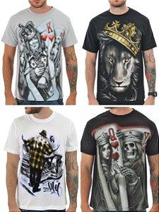 Camisetas Og abel Masculinas no Atacado