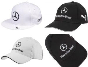 Boné Mercedes Benz no Atacado