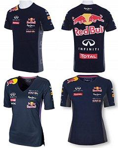 Camisetas Red Bull Infiniti Rancing no Atacado - Masculina e Feminina