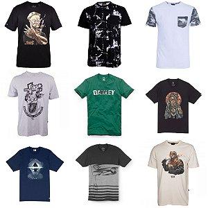 Camisetas Marcas Surf para Atacadistas - Lotes de 100 até 200 peças