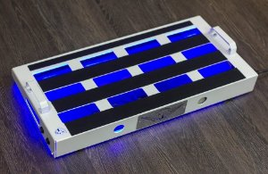 Pedalboard Standard Alluminium - Kit Completo