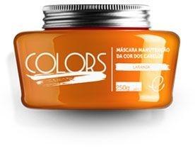 Portier Colors Matizador Hidratante Laranja 250gr Fine Cosméticos