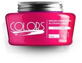 Portier Colors Matizador Hidratante Rosa Intenso 250gr Fine Cosméticos