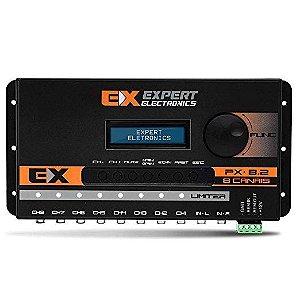 Processador de Audio PX8.2 Limiter Expert Electronics - 8 Vias