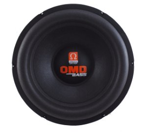 Subwoofer Omega Driver OMD BASS 12 Pol 200 Watts RMS