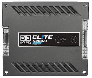 Amplificador Banda Audioparts ELITE 4000.4 4000 Watts RMS 4 Canais