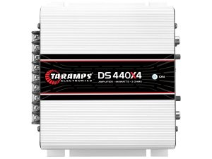 Amplificador Taramps DS440x4 440 Watts RMS 4 Canais