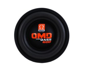 Subwoofer Omega Driver OMD BASS 600 8 Pol 600 Watts RMS