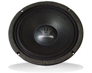 Woofer Oversound STEEL 300 10 Pol 300 Watts RMS