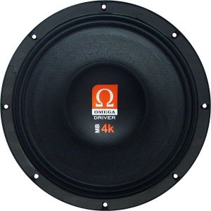 Woofer Omega Driver MB4k 12 Pol 2000 Watts RMS