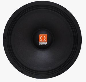 Woofer Omega Driver MD250 12 Pol 250 Watts RMS