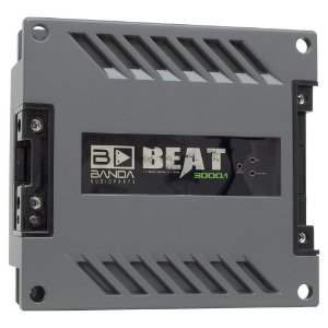 Amplificador Banda Audioparts BEAT 3000 Watts RMS