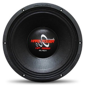 Woofer Hard Power HP 3650 BLACK 12 Pol 3650 Watts RMS
