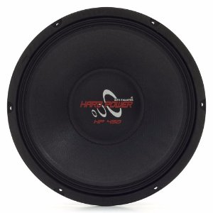 Woofer Hard Power HP 450 12 Pol 450 Watts RMS