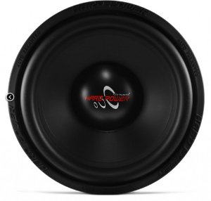 Subwoofer Hard Power HP S300 12 Pol 300 Watts RMS