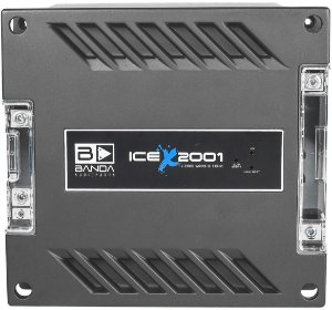 Amplificador Banda Audioparts ICE X 2000 Watts RMS