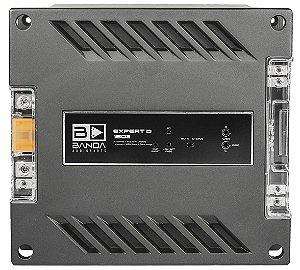 Amplificador Banda Audioparts EXPERT 1600 Watts RMS 2 Canais